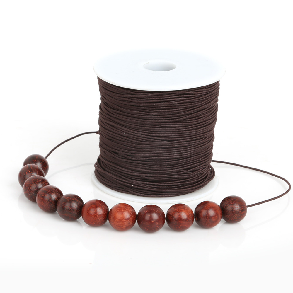 Bracelet making elastic cord