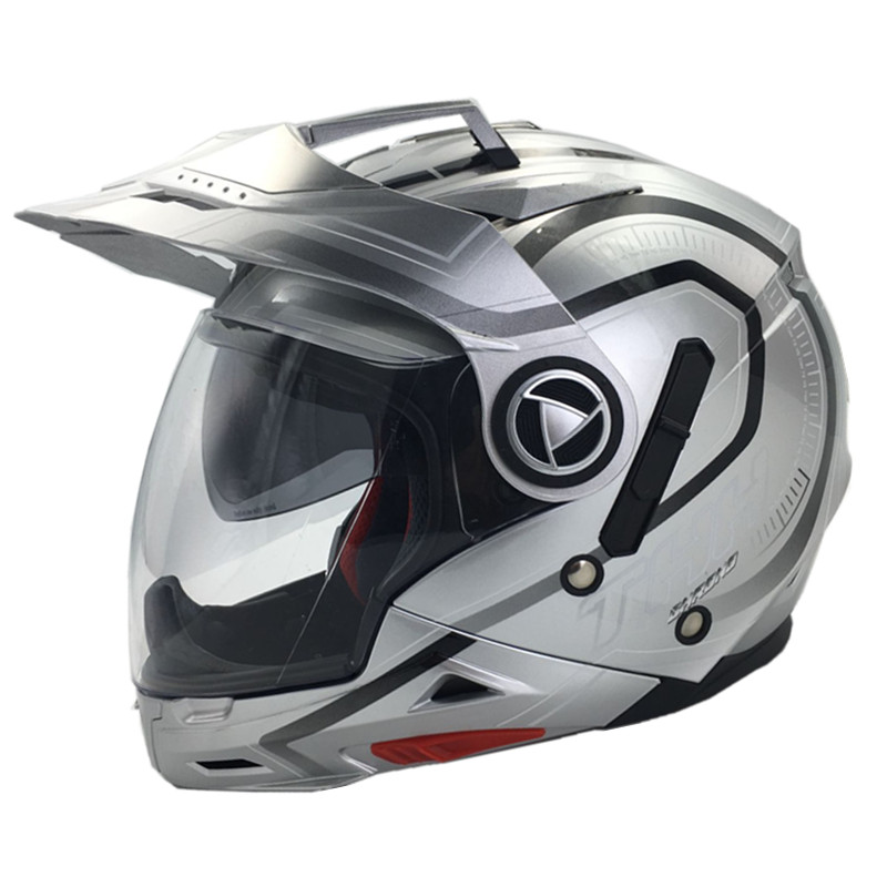 Thh Ts45 Moto Rcycle Casque Moto Intégral Course Moto Cross Casques