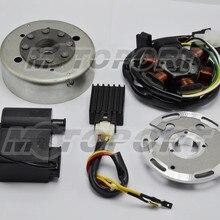 12 В Комплект маховика для Zundapp с зажиганием DUCATI с кабельным разъемом