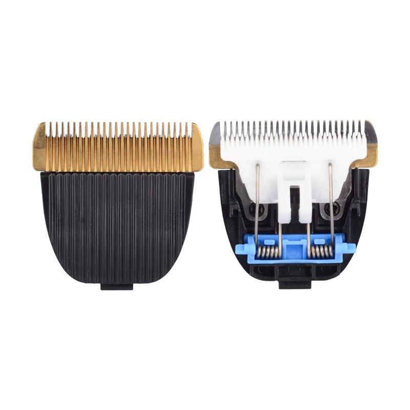 RIWA RE-750A Hair Clipper Blade Plated Titanium Ceramic Head Hair Styling Accessories Original Packaging Blade For Hair Trimmer