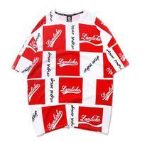 Summer 2019 Mens Hip Hop Tshirt Japanese Cartoon Printed Retro T Shirts Streetwear Casual T shirt Tops Tees Short Sleeve 5XL