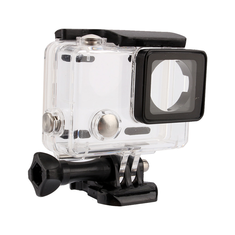 50yd Transparent Shockproof Diving Shell Box Underwater Waterproof Camera Housing Case Cover For Gopro Hero 4/3+/3 high quality laptop motherboard for hp probook 4540s 4441s 712921 001 sr0n2 i3 3110m ddr3 100% fully tested