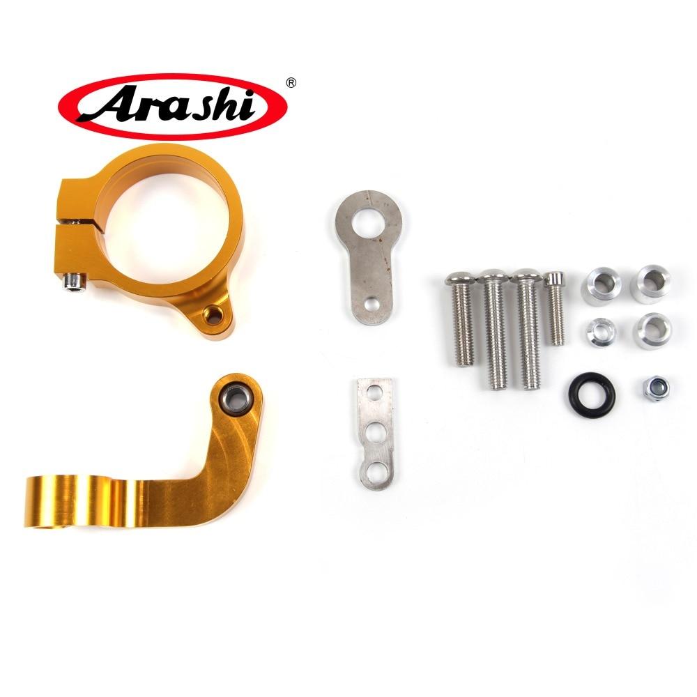 Arashi pour BMW R1200CL R1200GS 2013 direction stabiliser amortisseur support de montage accessoires moto R 1200 CL GS 13