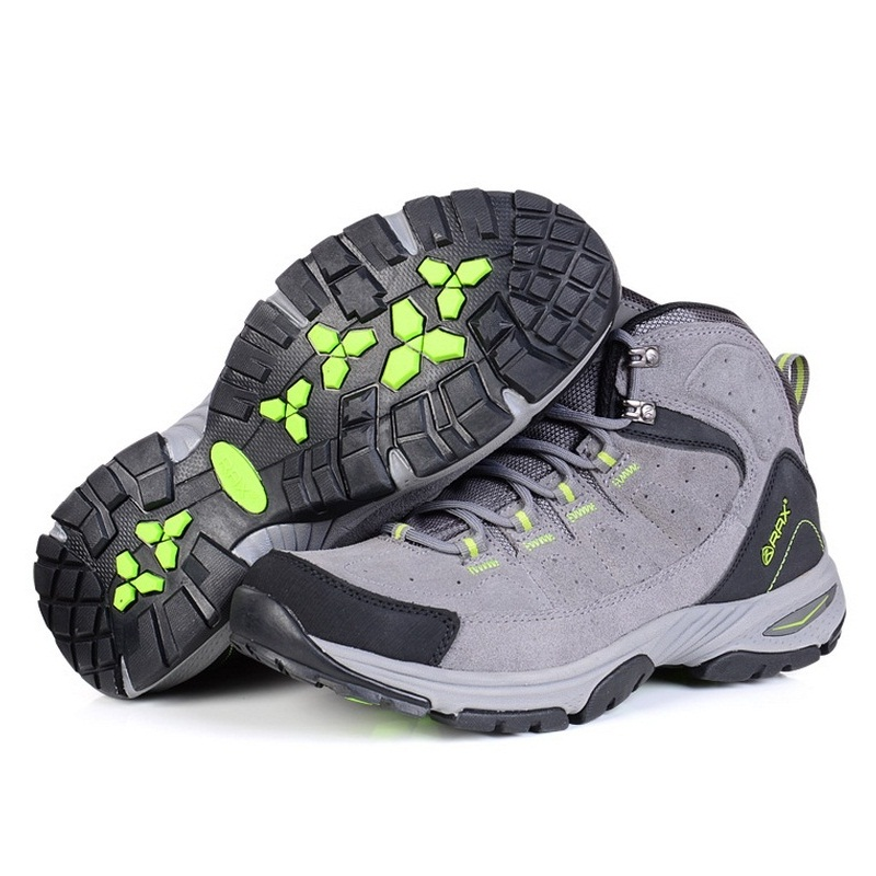 Men Walking Shoes Outdoor Shoes For Male Top Quality Waterproof Genuine Leather Outdoor Travel Shoes For All Season #B2557