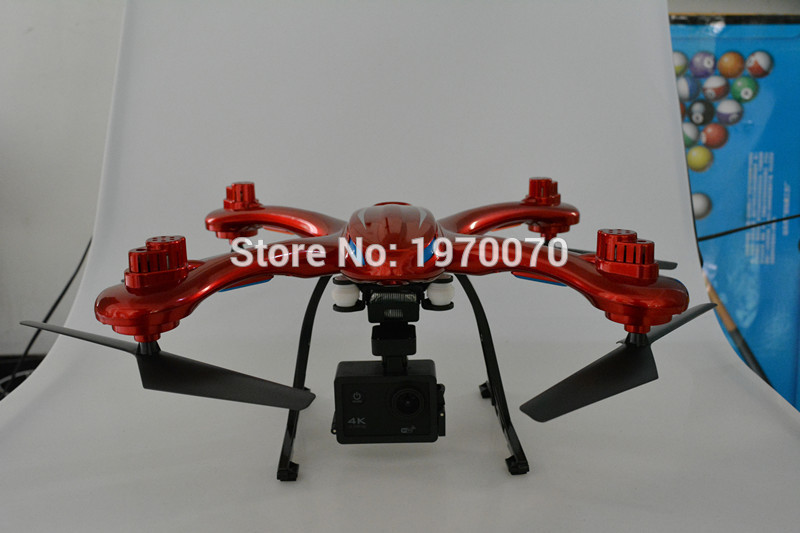 MJX X102H 2.4G RC Quadcopter Drone With Altitude Mode Air Pressure High Set FPV Wifi Camera One Key Return Take off Landing - 4