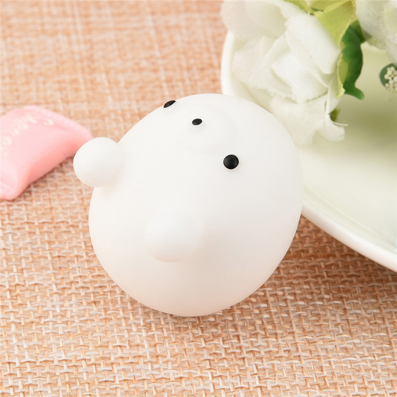Kids Toys Panda-Animals Mini Cute for Children 20-Reliever-Decor Stress Healing Mochi