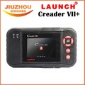 2016 New Arrival LAUNCH X431 Creader VII+ OBDII Auto Code Scanner Creader 7 Plus Internet Update DHL free shipping