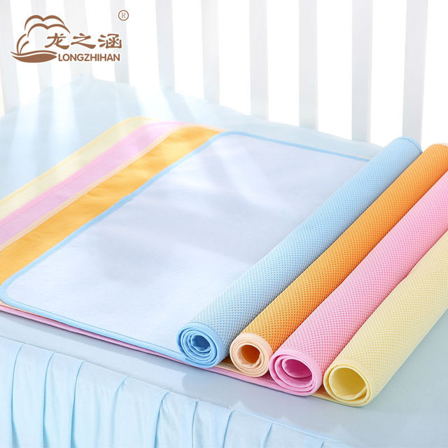 baby changing mat cotton large waterproof mattress protector diaper newborn changing pad cover nappy waterproof sheet urine mat