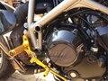 Сухой Картер сцепления Для Ducati Полный Углеродного Волокна 100% Защита