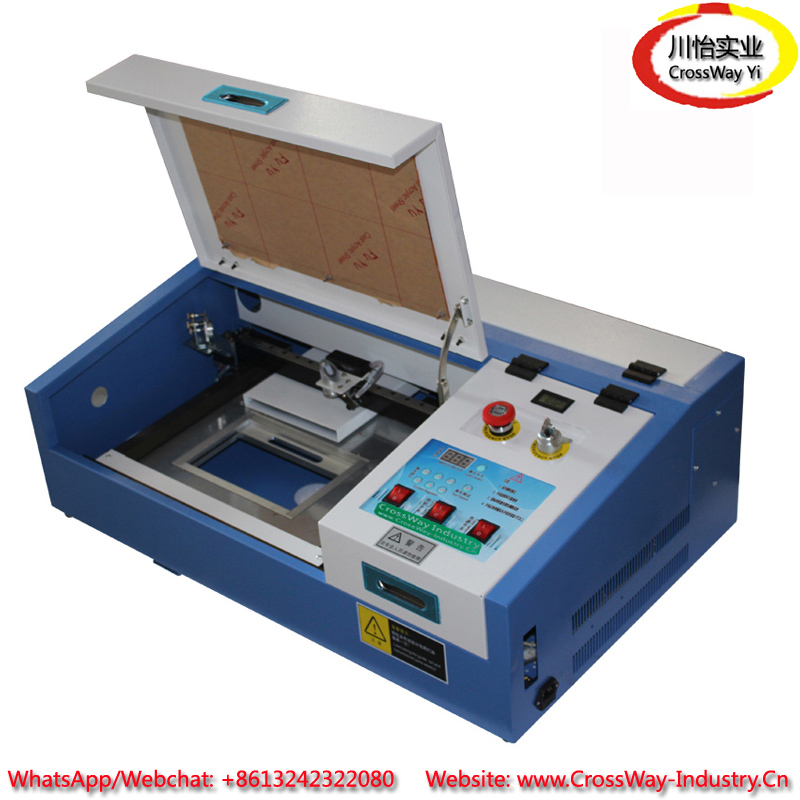 Small Laser Machine For Seals Stamps Engraving