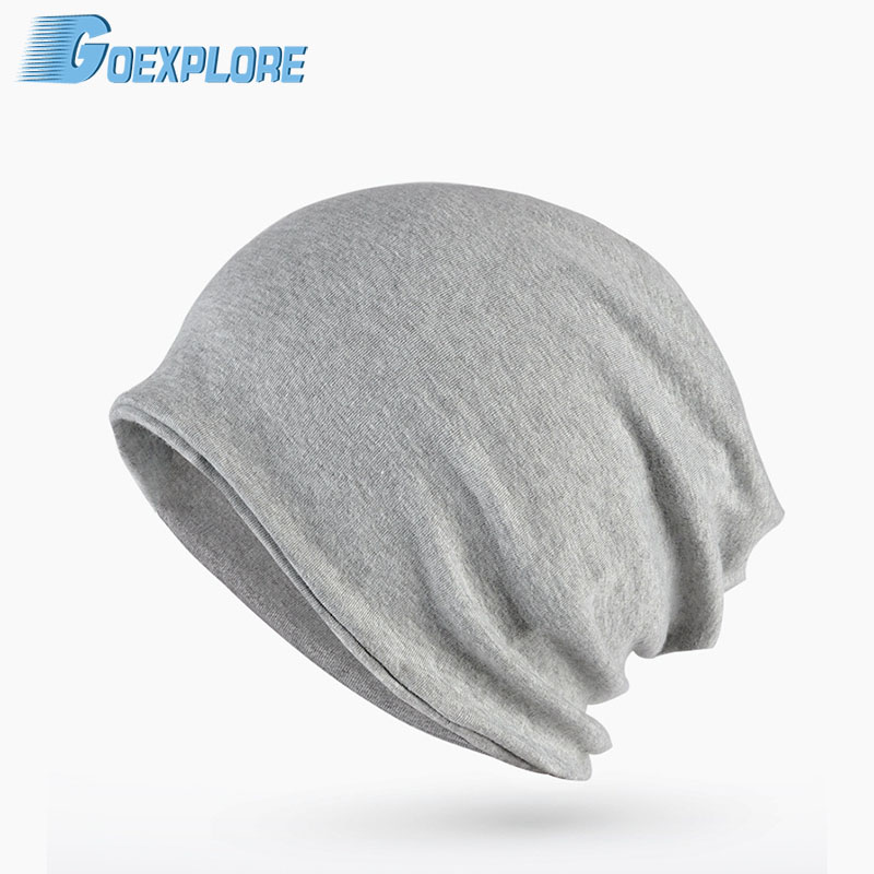 все цены на Goexplore Neck Scarf Warm Winter Hat women Caps Men Ski Hat Skullies Beanies Knitted Hats Snow outdoor Sport Fleece Cap for Male