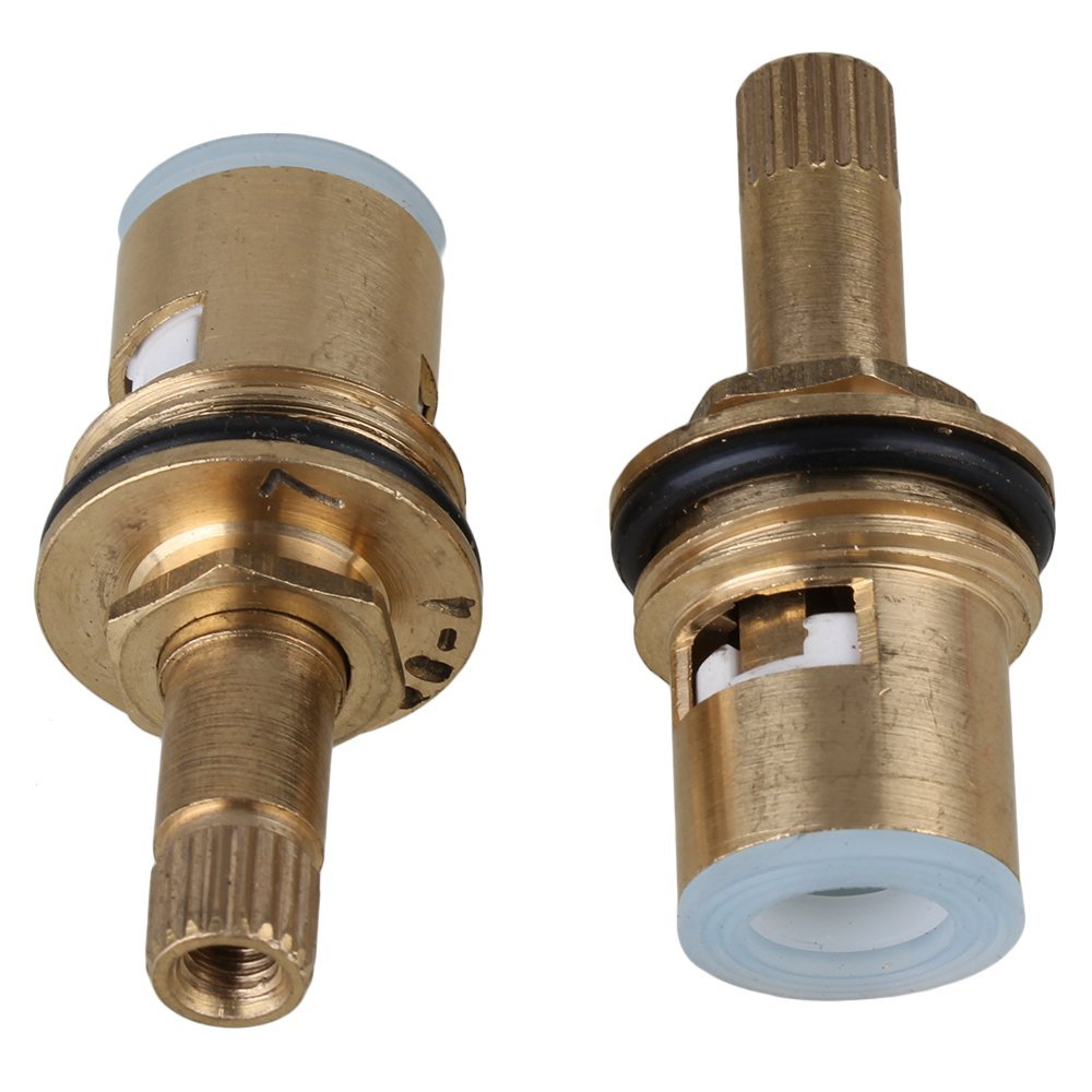 Durable Copper Ceramic Faucets Fittings Water Mixer Tap Valve A-6