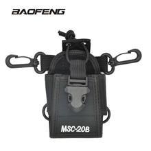 Baofeng рация аксессуары MSC-20B держатель дело радио сумка для радио Baofeng CB UV-5R UV-5RE UV-B5 888 s