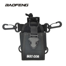 Case Radio-Bag Walkie-Talkie-Accessories UV-B5 Baofeng Msc-20b-Holder UV-5RE for CB 888s