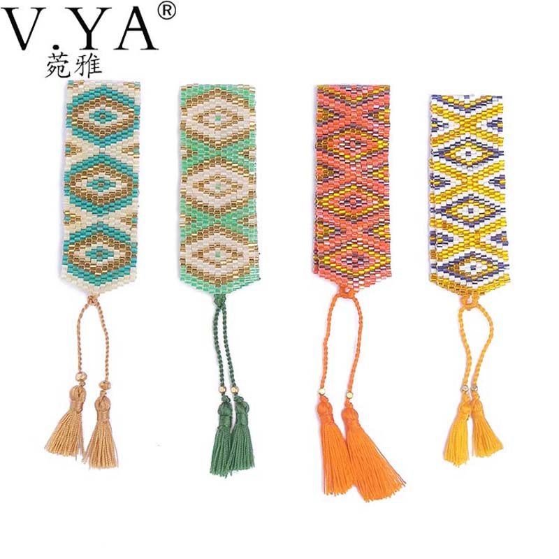 Wrap Bracelets for Woman Fashion Seed Beads Bracelet Women Lace-up Friendship Bracelets Bangles ZB friendship bracelets