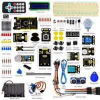 2017 New Super Electric Stocks 2560 Starter Kit For Arduino 1602LCD RFID Relay Motor Buzzer PDF