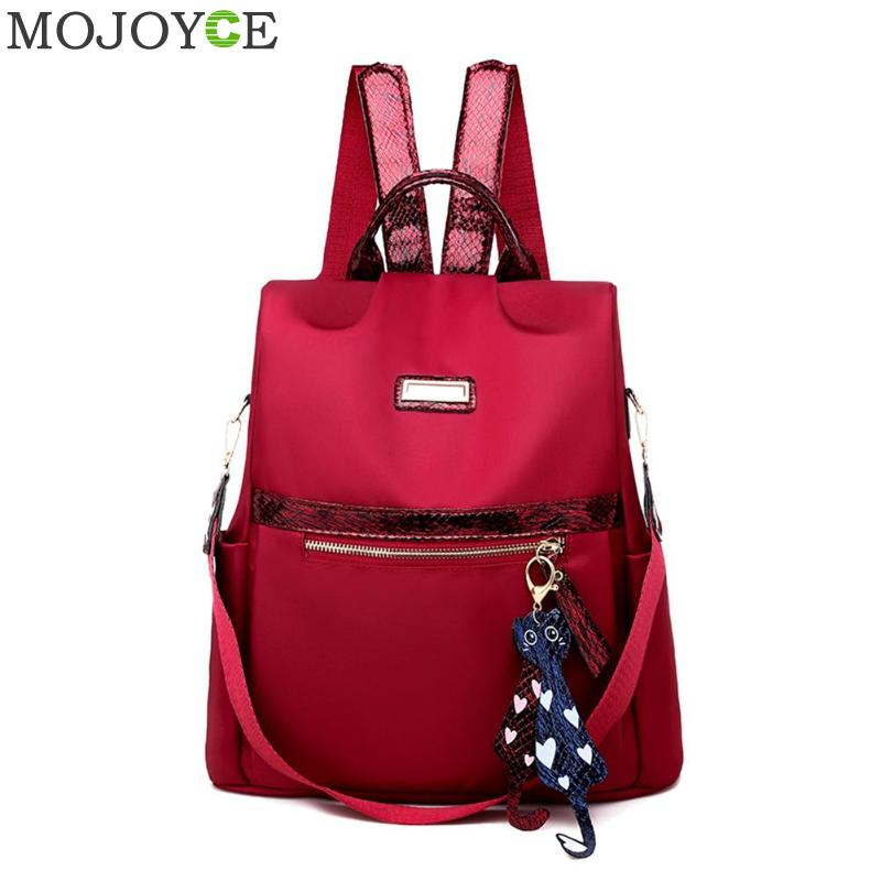 New Women Oxford Casual Backpack anti theft backpack Wild Travel Student Tela oxford BackpackNew Women Oxford Casual Backpack anti theft backpack Wild Travel Student Tela oxford Backpack