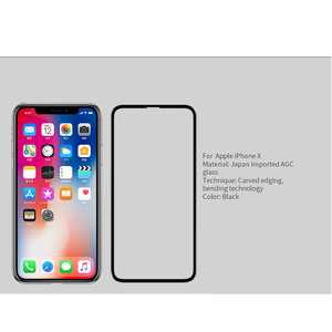 Image 4 - Закаленное стекло для Apple iPhone 7 Plus, 12 Mini Nillkin 3D CP + Max полноэкранная защита для iPhone 11 Pro 8 10 X XR XS Max
