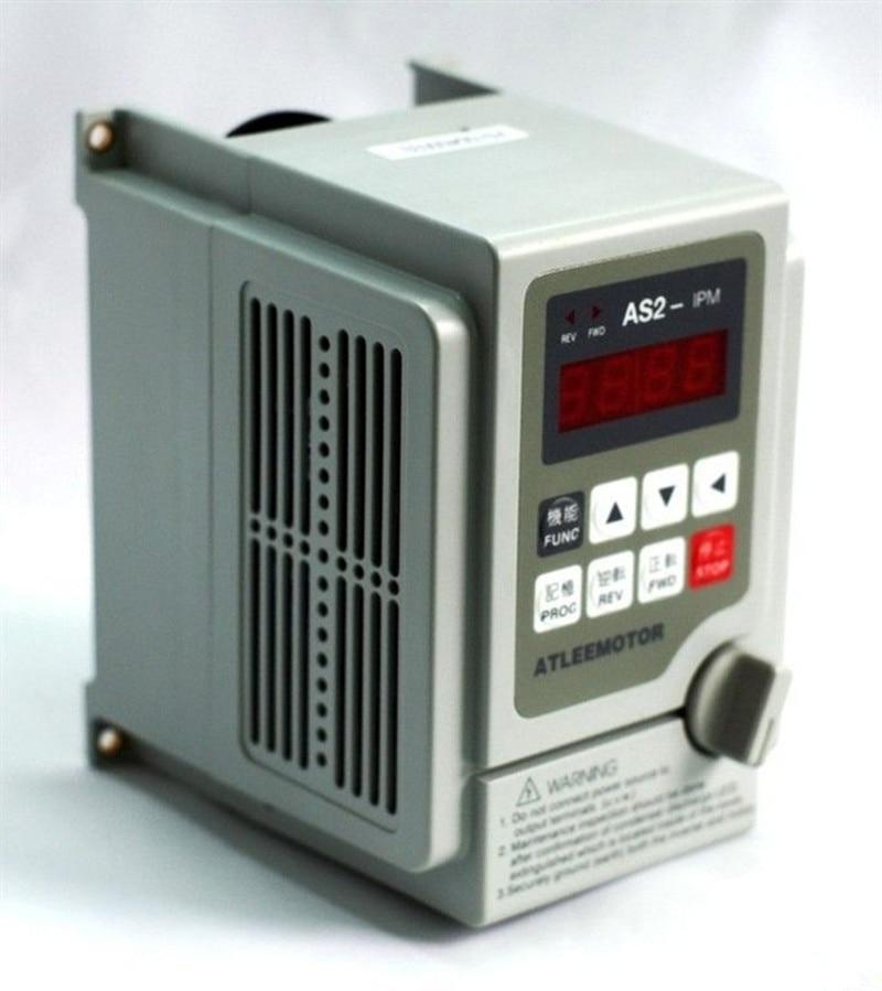 1 5KW 2HP 2000HZ VFD Inverter Frequency converter single phase 220v input 3phase 0 220v output