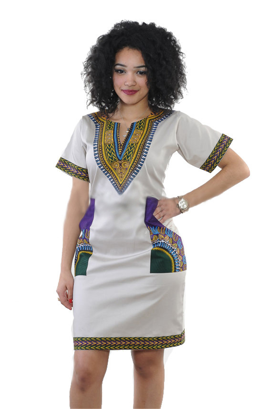2016 african dresses for women dashiki african clothes