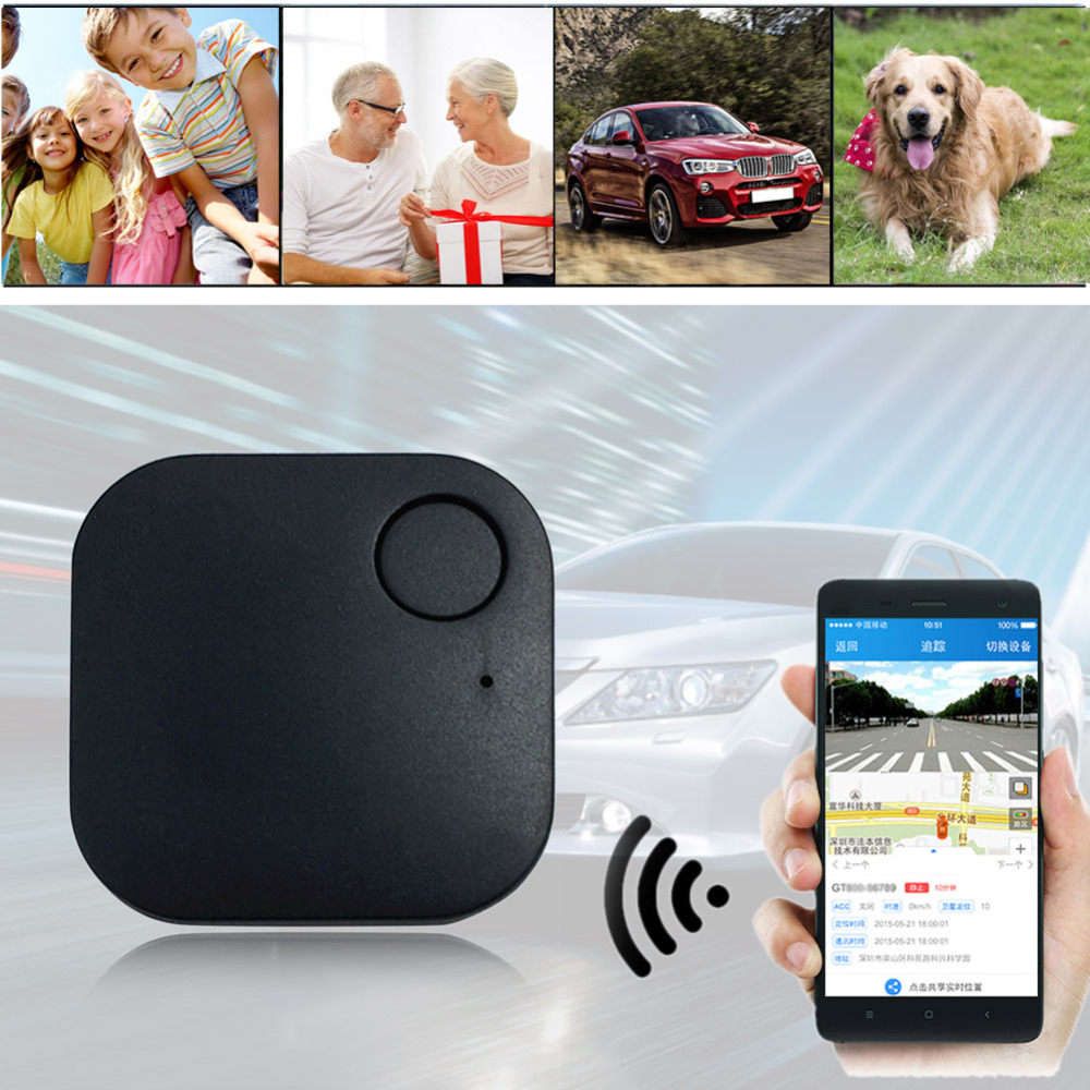 цена на VODOOL Mini GPS Tracking Device Car Motor Vehicle Tracker GPS Locator Waterproof Remote Control Child Kid Pet Anti-lost Tracker