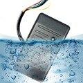 Controle de acesso de Proximidade Leitor de Cartão RFID Wiegand 26/34 EM-ID 125 KHz Reader & ABS Shell F1693H do Sistema de Controle de Acesso À Prova D' Água