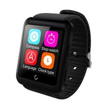 X7 бренд класса люкс Мужская смотреть мужчины женщины U11 Bluetooth 4.0 Smart Watch Наручные Часы Для iphone Whloesale бесплатная доставка