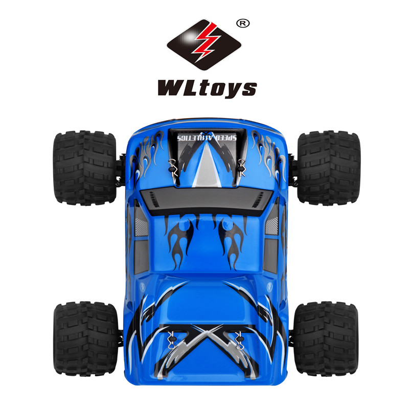 2017 WL toys A979 New Sales RC Cars 2.4GHz 4WD 1/18 High Speed Monster Truck Off-Road R/C Radio Remote Control Toys For Boy Gift tomy pokemon monster collection 20cm radio control zekrom new in box