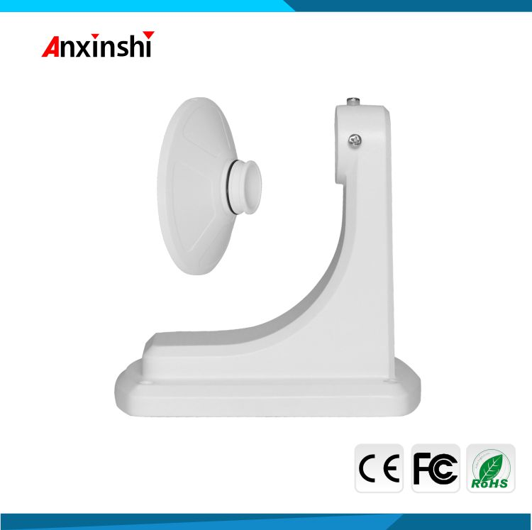 CCTV camera wallmount bracket for Vandal proof mini PTZ Camera wallmount installation for  security  camera outdoor 100%  metal cctv security explosion proof stainless steel general bracket