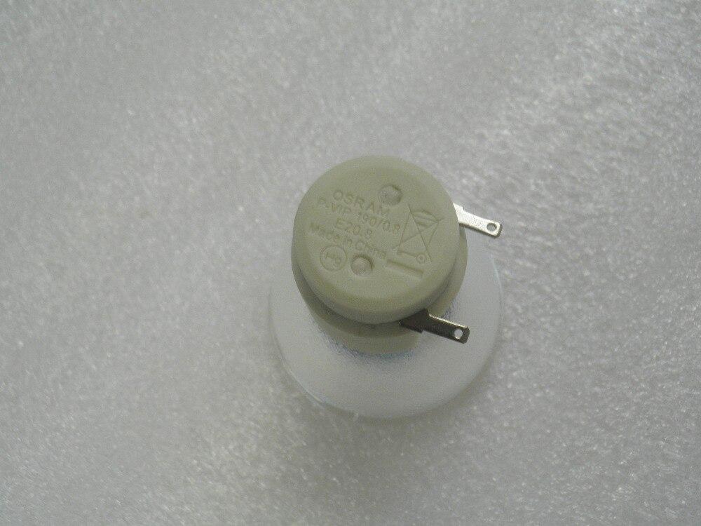 100% New Original projector lamp  5811117576-SVV/P-VIP190/0.8 E20.8 for Vivitek D516/D517/D518/D519 100% new original projector bare lamp p vip 180w e20 8 for vivitek hp2055f 0 projector lamp