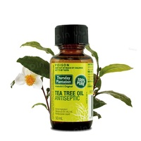 Thursday Plantation Tea Tree Pure Oil 50ml Antiseptic Inhibits Bacteria And Fungi Cleanses And Protects Skin