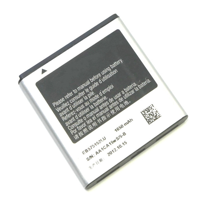 Original for Samsung Galaxy S Plus GT-i9001 i9003SL EB575152LU 1650mAh Akku Battery+track  number