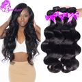 Peruvian Virgin Hair Body Wave 4 Bundles Remy Hair Peruvian Body Wave 10A Unprocessed Human Hair Body Wave Peruvian Hair Weave