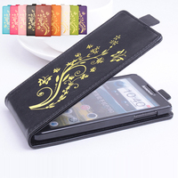 Gold Paillette High Quality Luxury Leather Case For Lenovo P780 Case For Lenovos P 780 Cover