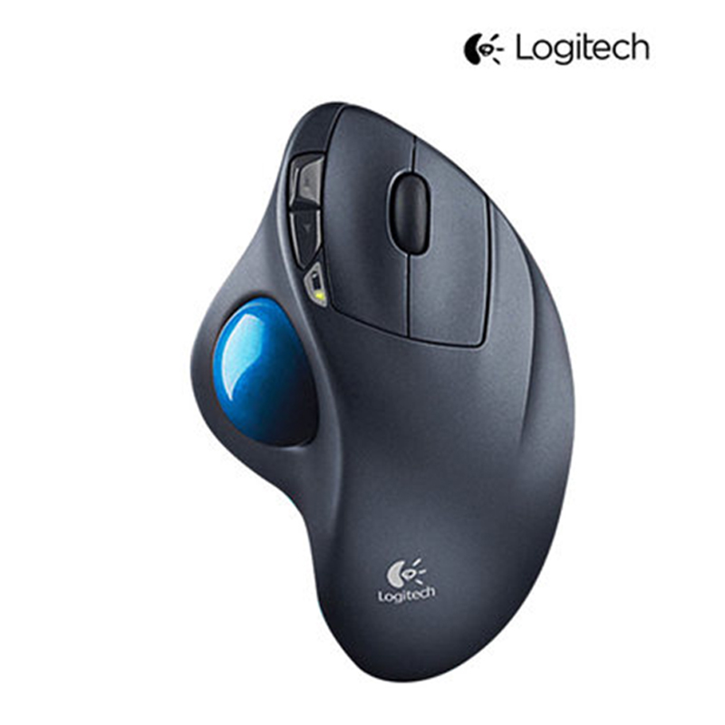 Logitech M570 Mouse with 2.4G Wireless Optical Trackball Ergonomic Mouse Gamer for windows and mac systerm 1 pc mouse cable mouse wire replacement part for logitech g400 g400s