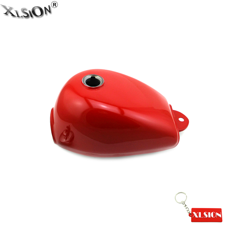 Fuel Supply Sincere Xlsion Aftermarket Red Gas Fuel Tank For Honda Monkey Bike Mini Trail Z50 Z50a Z50j Z50r Motocross To Enjoy High Reputation In The International Market