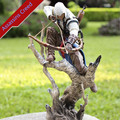 Assassins Creed Connor Action Figure III Game Toys Assassin Creed 260mm PVC Anime Collectible Action Figures Assassin Creed Toy
