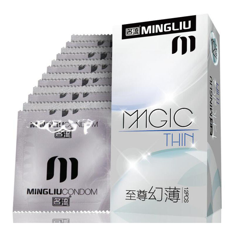 Buy PERSONAGE 24 Pieces/Lot Magic Thin Fire&Ice Ultra Thin Rubber Latex Condoms Lubricated High Quality Condom Contraception