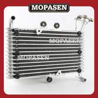 Motorcycle Accessories Bashan Radiator Cooling Universal Fit For 200CC 250CC ATV Quad 3 Holes Motorcycle Parts