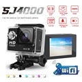 "Sports Camera hd 1080p Waterproof SJ4000 WIFI 12MP Action Camera Sports DV 2.0"" LCD Display mini Camcorder Helmet Bike Camera"