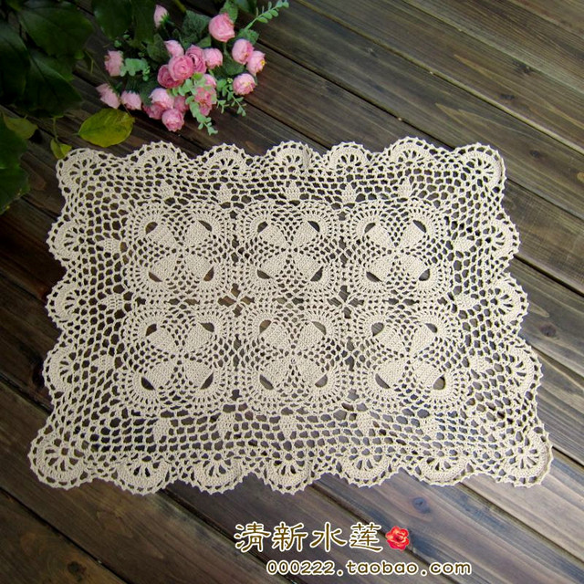 Aliexpress Com Buy 2014 New Cotton Crochet Lace Sofa