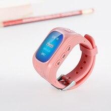 GPS Smart Uhr für Kinder bunte form unterstützung sim-karte smartwatch für android und ios PK Q60 Kinder smart uhr