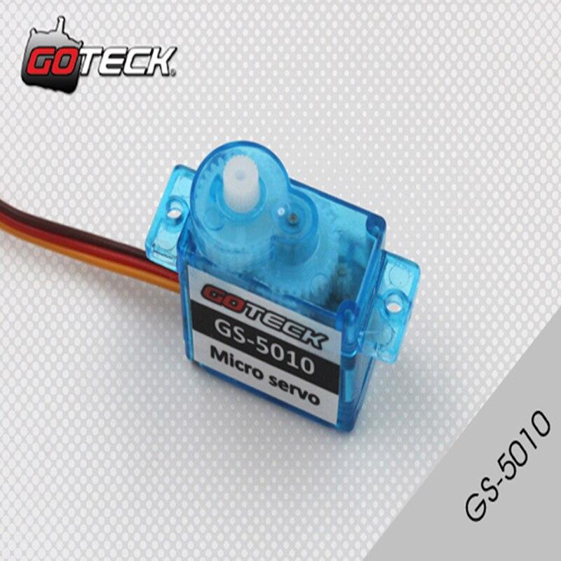 4pcs GS 5010 micro analog servo 5g 0 8kg cm 0 12sec
