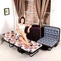 Multifuncional portátil plegable cama siesta cama simple y cómoda cama perezoso el mobiliario necesario