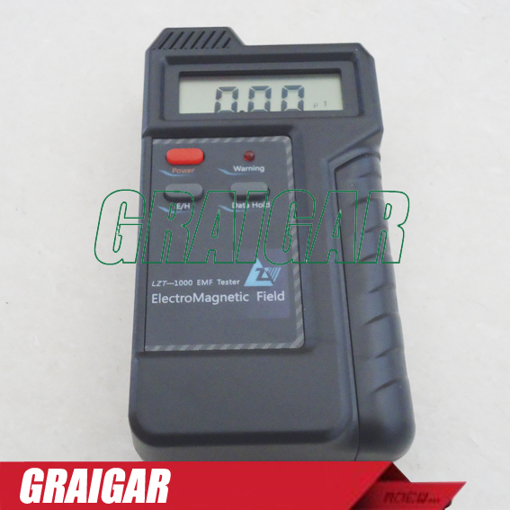 ФОТО Electromagnetic Radiation Detector LZT-1000 Meter Tester Sensor Indicator Dosimeter For Home Use