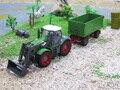 1:28 шкала 6-КАНАЛЬНЫЙ пульт дистанционного управления RC грузовик, радио управления сельскохозяйственный трактор dump trucks