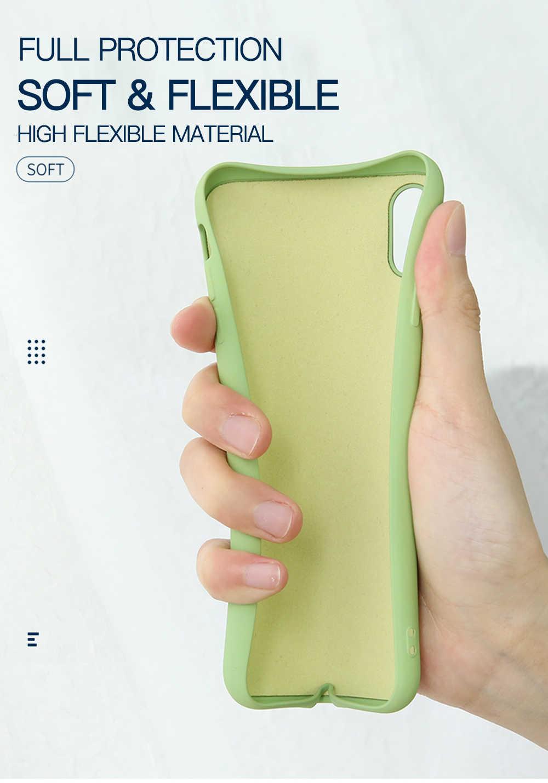 Мягкий жидкий силиконовый чехол для Xiaomi mi CC9 9T SE mi 8 Lite A2 mi X 3 2 2S 6X mi Play чехол для Red mi Note 8 Pro 7 6 Pro 6A K20