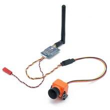 FPV комбинированная система 1200TVL камера+ 5,8G 40CH 600mW передатчик с микрофоном широкое напряжение для RC квадрокоптера FPV гоночный Дрон