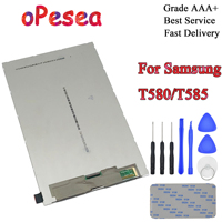 oPesea For Samsung Galaxy Tab A 10.1 SM T580 SM T585 T580 T585 LCD Display Panel Screen Monitor Replacement Parts