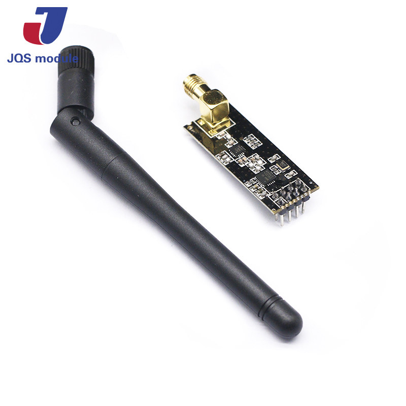 NRF24L01+PA+LNA Wireless Module with Antenna 1000 Meters Long Distance FZ0410 We are the manufacturer 10pcs lot long distance nrf24l01 power plus 2 4g wireless module industrial grade electronics kit with tracking no